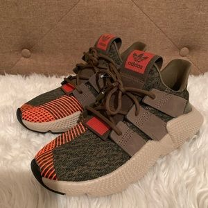 ADIDAS | prophere sneakers olive green NWT size 7